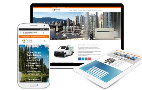 website design seo services langley surrey